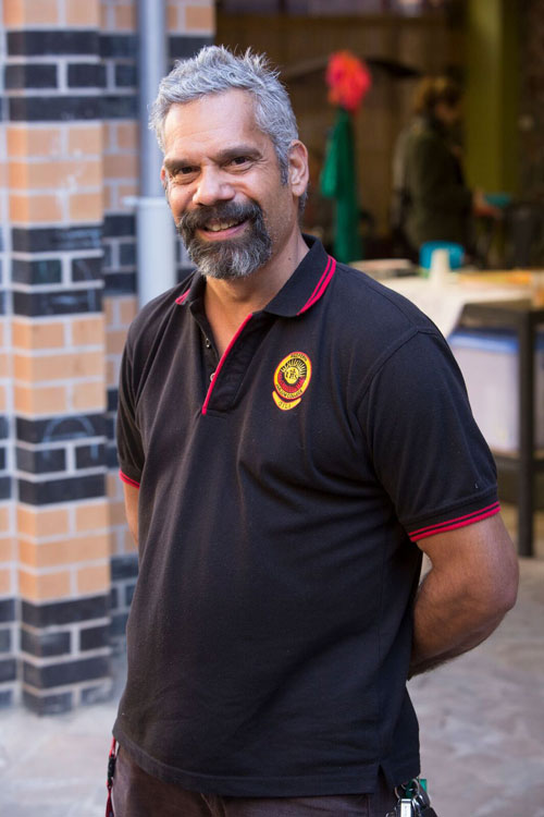 Warwick aboriginal liaison officer